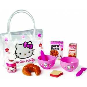 Smoby Набор для завтрака в сумочке из серии Хелло Китти 24353*