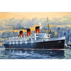 Revell Лайнер Queen Mary, 1:570, (5) 05203