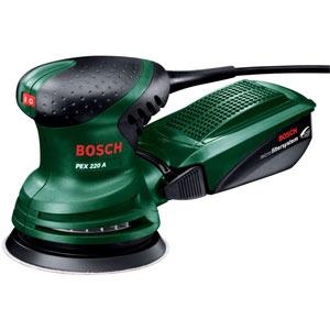 Купить со скидкой Эксцентриковая шлифмашина Bosch PEX 220A