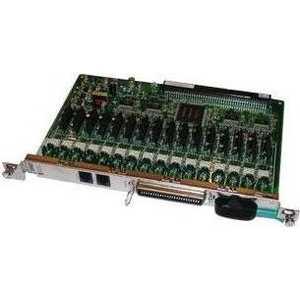 Акс. Panasonic KX-TDA0174XJ телефонная плата атс аналоговая panasonic kx ns500ru kx ns500ru