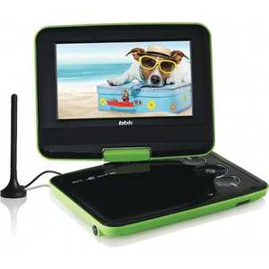 DVD-плеер BBK PL742TI apple green