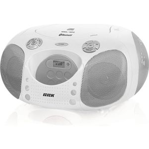 Магнитола BBK BX110BT white