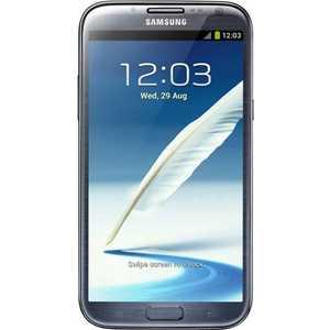 Мобильный телефон Samsung Galaxy Note II N7100 16Gb Titanium Grey