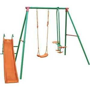 Детский комплекс с горкой DFC MSN-02