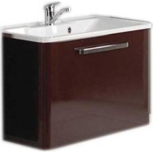 Тумба под раковину Акватон Валенсия 75 гранат (1A123601VA340) акватон мебель для ванной акватон венеция 75 черная