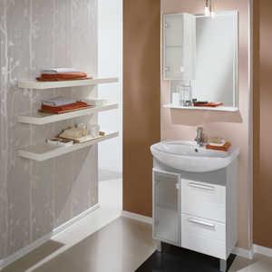 Комплект мебели Акватон Альтаир 65 акватон мебель для ванной акватон венеция 75 черная