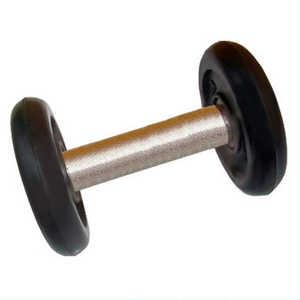 Гантель профессиональная MB Barbell Профи черная 3.5 кг гантель обрезиненная mb barbell фитнесс 1 0 кг черная