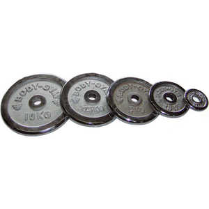 Диск хромированный Body-Gym 31 мм 7.5 кг (WP06-7.5)