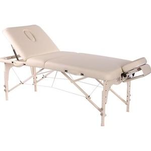 Складной массажный стол Vision Fitness Apollo Deluxe Бежевый (Beige)