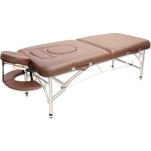 Складной массажный стол Vision Fitness Apollo TopMaster Бордовый (Wine)
