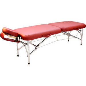 Складной массажный стол Vision Fitness Apollo Ultralite Бежевый (Beige)