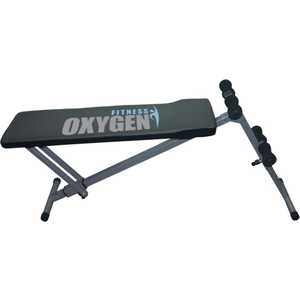 Скамья для пресса Winner/Oxygen Reg Sit Up Board скамья для пресса с эспандерами se610