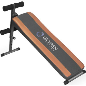 Скамья для пресса Winner/Oxygen Flat Sit Up Board скамья для пресса с эспандерами se610