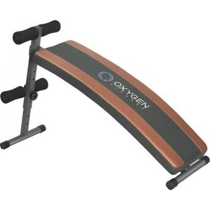 Скамья для пресса Winner/Oxygen Arc Sit Up Board скамья для пресса с эспандерами se610