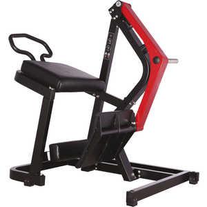 Отведение ног назад (ягодицы) Bronze Gym A-08 тренажер для икроножных мышц нагружаемый дисками aerofit ifcr