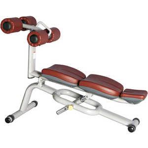 Скамья для пресса Bronze Gym H-034A регулируемая скамья kraft fitness kffiuby