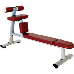 Скамья для пресса Bronze Gym H-035 bronze gym h 037a