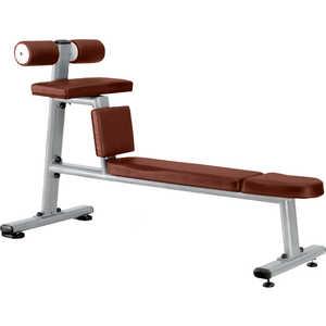 Скамья для пресса Bronze Gym J-035 скамья для пресса bronze gym h 032