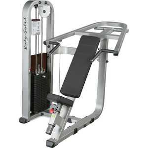 Наклонный жим от груди Body Solid ProClub SIP-1400G весовой стек body solid wsp15