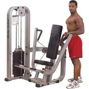 Жим от груди Body Solid ProClub SBP-100 весовой стек body solid wsp15