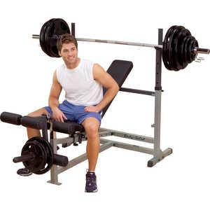 Силовая скамья для жима Body Solid GDIB 46L