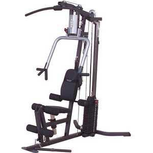 Мультикомплекс Body Solid G3S многофункциональный тренажер body solid exm1500s с весовым стеком 72 5 кг