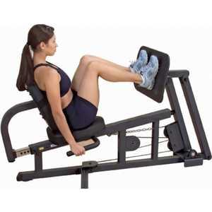 Опция жим ногами Body Solid GLP цена