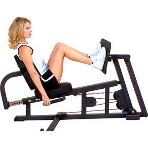Опция жим ногами Body Solid GLP от ТЕХПОРТ