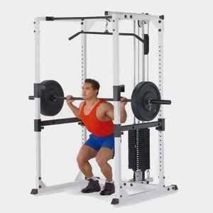 Опция верхняя тяга Body Solid GLA77 верхняя тяга body solid powerline plm180