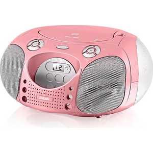 Магнитола BBK BX110U pink