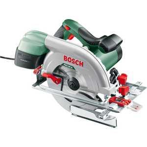 Пила дисковая Bosch PKS 66 A (0.603.502.022) аккумуляторная дисковая пила bosch pks 18 li 2 5ah x1 06033b1302