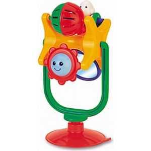 kiddieland развивающая игрушка осьминог на присоске 038190 Забавное вращение Kiddieland на присоске KID 020040