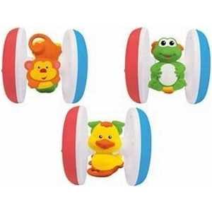 Kiddieland Развивающая игрушка ''Забавная вертушка с животными'' KID 047761