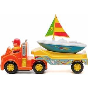 Kiddieland Развивающая игрушка Трейлер для яхты KID 047928
