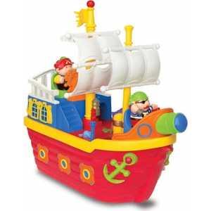 Фотография товара kiddieland Развивающий центр ''Пиратский корабль'' KID 038075 (168334)