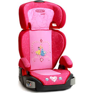 "Автокресло Graco ""Junior Maxi"" Disney (принцессы)"