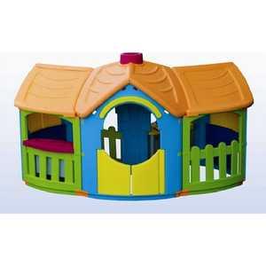 Marian Plast (Palplay) Игровой домик с двумя пристройками 666