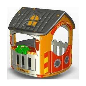 Игровой домик-гараж Marian Plast (Palplay) 664