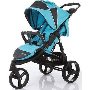 Коляска прогулочная Baby Care ''Jogger Cruze'' (синий)