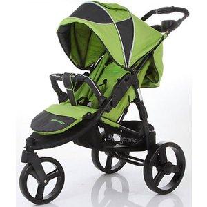 Коляска прогулочная Baby Care Jogger Cruze (зеленый) коляска baby care baby care прогулочная коляска jogger cruze 2017 красная