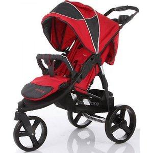 Коляска прогулочная Baby Care Jogger Cruze (красный) коляска baby care baby care прогулочная коляска jogger cruze 2017 красная