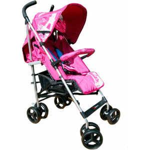 Коляска прогулочная Jetem Paris розовый jetem прогулочная коляска uno jetem розовый