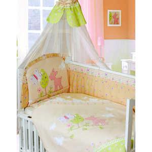 Комплект постельного белья Золотой гусь ''Little Friend'' (бежевый) 2063