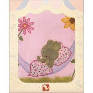 Комплект постельного белья Золотой гусь ''Сладкий Сон'' (розовый) 2096