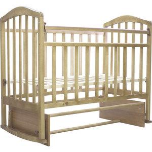 Кроватка Антел Алита-3 (бук) обычная кроватка антел алита 2 орех