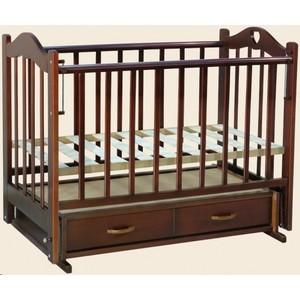Кроватка Ведрусс ''Лана 3'' (вишня)