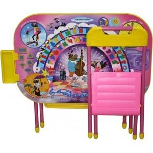 Дэми Набор детской складной мебели ''Дошкольник Ну-погоди'' (розовый)