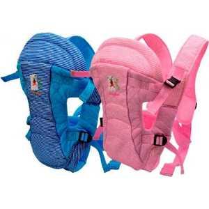 Сумка-кенгуру Baby Care HS-3183 Pink эргорюкзак baby care hs 3183 pink