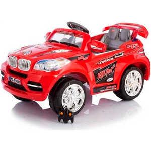 Электромобиль Jetem SWX 2 мотора красный от ТЕХПОРТ
