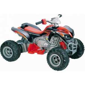 Электромобиль-квадроцикл Jetem Scat 2 мотора красный KL-789 от ТЕХПОРТ